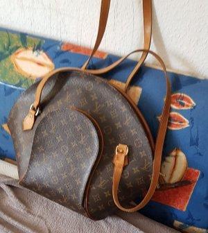 Louis Vuitton Sac Baril bronze-brun