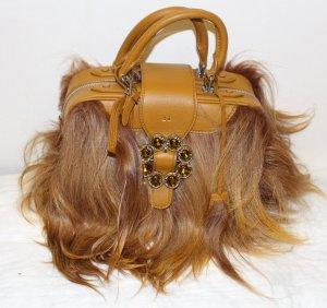 LOUIS VUITTON Tasche kamelfarbene Transsiberian Suitcase