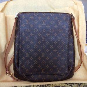 Louis Vuitton College Bag brown