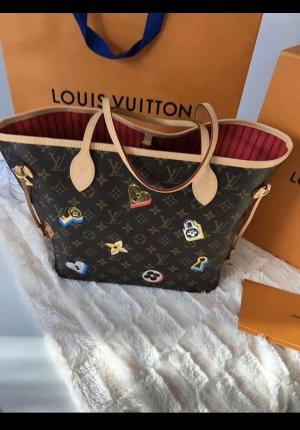 LOUIS VUITTON Tasche  NEVERFULL MM - SONDER EDITION *LOVE LOCK*
