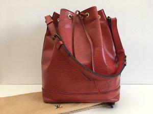 Louis Vuitton Tasche Sac Noe Grande Epi rot RARITÄT