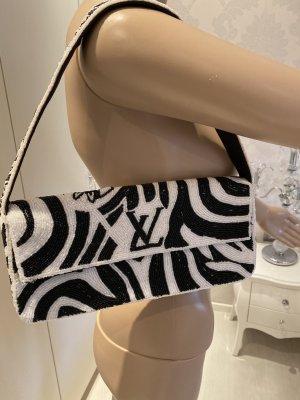 Louis Vuitton Tasche schwarz weiß