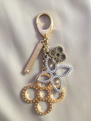 Louis Vuitton Taschenanhänger gold/Silber wie neu