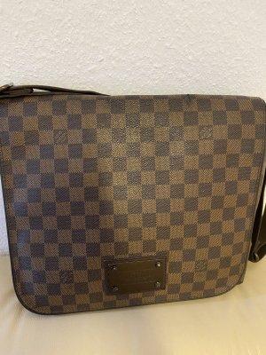 Louis Vuitton Crossbody bag black brown-camel