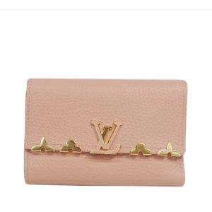 Louis Vuitton Taurillon Capucines Wallet