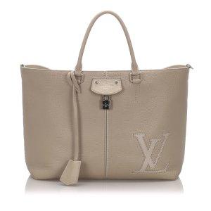 Louis Vuitton Taurillon Leather Pernelle Tote Bag