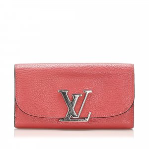 Louis Vuitton Taurillon Vivienne Long Wallet