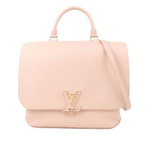 Louis Vuitton Satchel rosé Leer