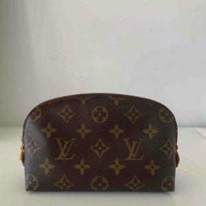 Louis Vuitton Toiletry Pouch Pochette Clutch Tasche Cosmetic bag Kulturtasche