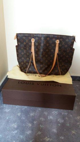 Louis Vuitton Shoulder Bag multicolored leather