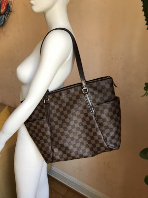 Louis Vuitton Totally Demier Ebene Canvas