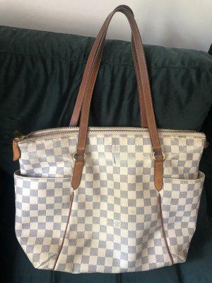 Louis Vuitton Totally MM damier azur Tasche wickeltasche Shopper