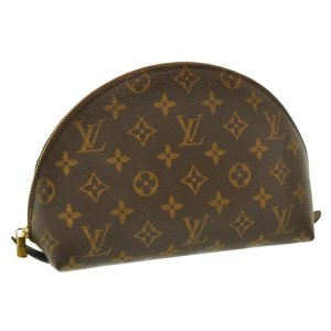Louis Vuitton Trousse Demi Ronde