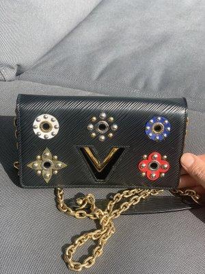 Louis Vuitton Borsa clutch nero-oro