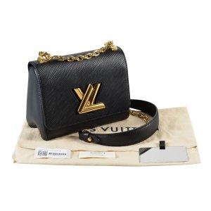Louis Vuitton Twist PM Epi Leder Handtasche Schwarz @mylovelyboutique.com