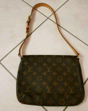 Louis Vuitton Shoulder Bag brown-beige