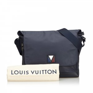 Louis Vuitton V Line Messenger Bag