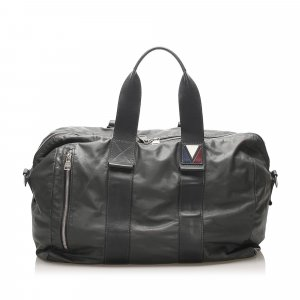 Louis Vuitton V-Line Start Leather Travel Bag