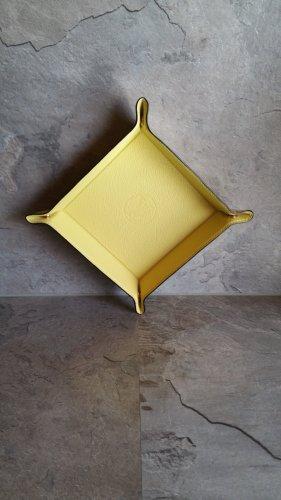 Louis Vuitton Bransoletka żółty Skóra