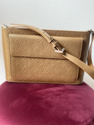 Louis Vuitton VB Vintage Leder-gold / Vintage