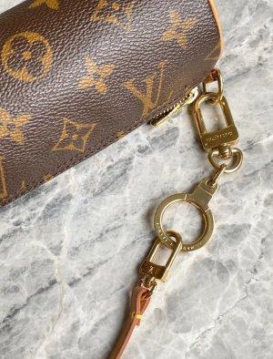 Louis Vuitton Verlängerung Kette Taschen Accessoires Anhänger Gold Bolt length strap pochette