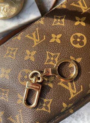 Louis Vuitton Verlängerung Kette Taschen Accessoires Anhänger Gold  pochette Accessoires