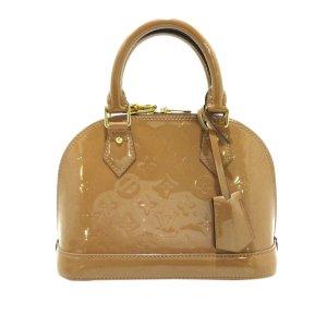 Louis Vuitton Vernis Alma BB with Strap