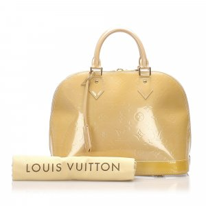 Louis Vuitton Vernis Alma PM