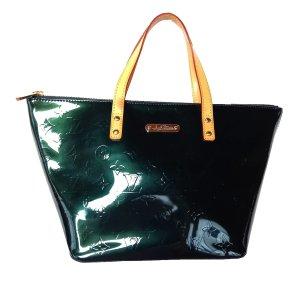 Louis Vuitton Bolso verde oscuro Imitación de cuero