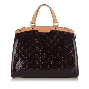 Louis Vuitton Satchel paars Imitatie leer