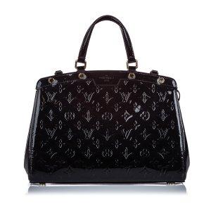 Louis Vuitton Cartella nero Finta pelle