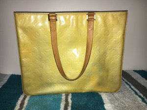 Louis Vuitton Vernis Columbus Shoulder Tote Bag
