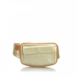 Louis Vuitton Bumbag gold-colored imitation leather