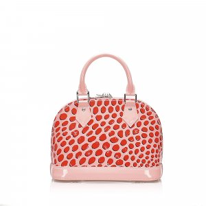 Louis Vuitton Vernis Jungle Dots Alma BB