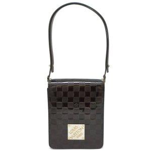 Louis Vuitton Vernis Leather Shoulder Bag