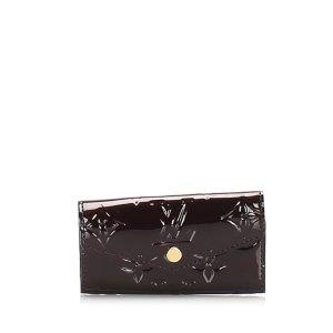 Louis Vuitton Vernis Multicles 4 Key Holder