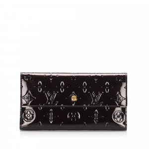 Louis Vuitton Vernis Porte Tresor International Wallet