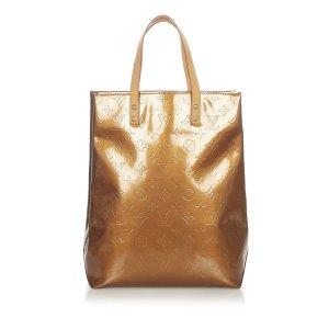 Louis Vuitton Tote brons Imitatie leer
