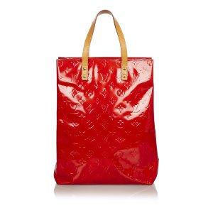 Louis Vuitton Tote rood Imitatie leer