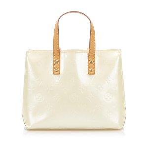 Louis Vuitton Torebka podręczna biały Imitacja skóra