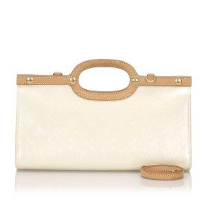 Louis Vuitton Cartella bianco Finta pelle