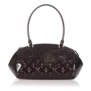 Louis Vuitton Torebka podręczna jasny fiolet Imitacja skóra