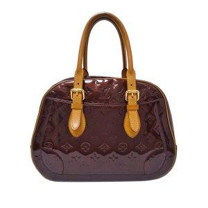 Louis Vuitton Bolso marrón Imitación de cuero