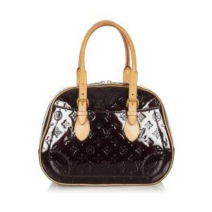 Louis Vuitton Handtas zwart Imitatie leer