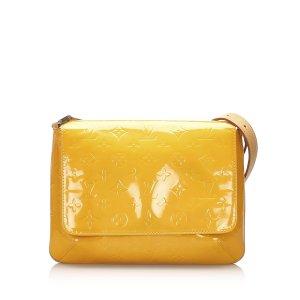 Louis Vuitton Shoulder Bag brown imitation leather