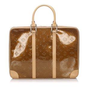 Louis Vuitton Vernis Vandam Briefcase