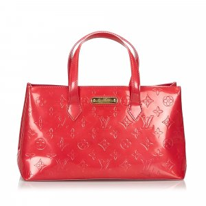 Louis Vuitton Borsetta rosa pallido Finta pelle