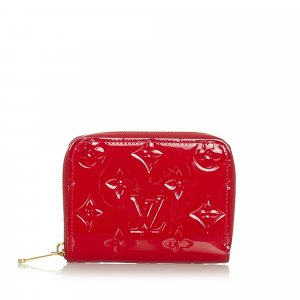 Louis Vuitton Vernis Zippy Coin Pouch