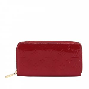 Louis Vuitton Vernis Zippy Long Wallet