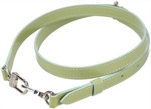 Louis Vuitton verstellbarer Schulterriemen aus Lackleder in Grün passend u.a. für die Modelle Noe, Pochette, Alma, Deauville, Eva
